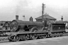 PHOTO  SR EX LSW DRUMMOND T9 4 4 0 NO. 30287 AT READING GENERAL RAILWAY STATION