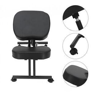 Kneeling Chair Orthopaedic Stool Ergonomic Posture Office Frame Seat comfortable