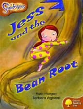 Oxford Reading Tree: Level 8: Snapdragons: Jess and the Bean Root, Very Good Con