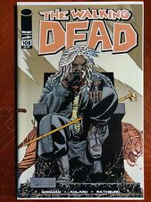 Image Comics Walking Dead #108 First Appearance Ezekiel Key Comic Book
