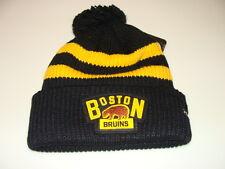 Boston Bruins Nhl Hockey 2016 Winter Classic Arquero Pom toque Beanie Reebok Nueva