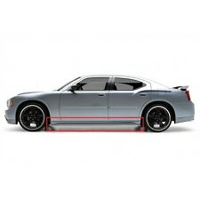 Dodge Charger Painted Rocker Panels Body Kit PS2 Silver Ground Effects Kit