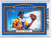 /5~LP~RC~2010 BRYCE HARPER_INC_ROOKIE CARD~10~MVP~ROY~ALL-STAR~AS~WASHINGTON~BH8