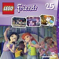 LEGO FRIENDS - 25- DAS THEATERSTÜCK,DER STROMAUSFALL,GIB  NIEMALS AUF!  CD NEW