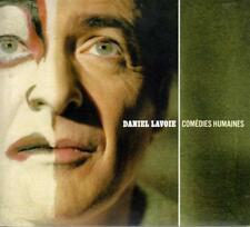 CD audio.../...DANIEL LAVOIE.../...COMEDIES HUMAINES...../...
