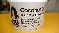Lusti Professional Coconut Oil Hair & Scalp Conditioner 4 oz /113 g ~ ~  USA