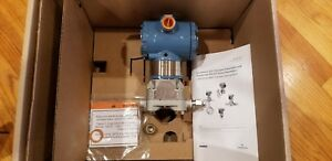 NEW Rosemount 3051C Pressure Transmitter w/o Mounting Hardware - 3051CG5A22A1A