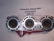 Yamaha Snowmobile Vmax SXR 600 Triple Head Assy 1999+