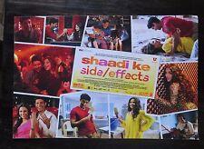 Lobby card bollywood  MovieShaadi Ke Side Effects (2014) Actress Vidya Balan
