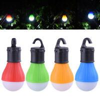 Sn _ 1/4Pcs Portable Camping Équipement Lampe Lanterne LED Urgence Extérieur E