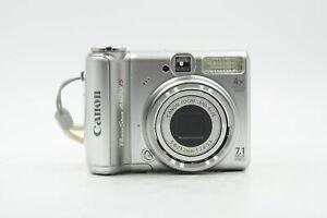 Canon PowerShot A570 IS 7.1MP Digital Camera w/4x Zoom [Parts/Repair] #397