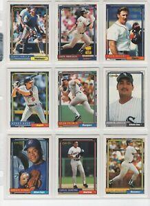 1992 O-Pee-Chee Baseball Team Sets **Pick Your Team**