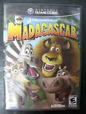 Nintendo GameCube DreamWorks Madagascar