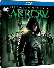 Arrow - Serie Tv - Stagione 2 - Cofanetto Con 4 Blu Ray - Nuovo Sigillato