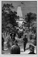 NEW ORLEANS EXPOSITION, HORTICULTURE HALL, LOUISIANA