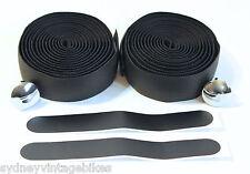 Handlebar Handle Bar Tape Black SUREGRIP Self Adhesive For ROAD / FIXIE BIKE