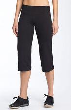 New! $52 Zella 'Booty' Capri Pants in Black; SIZE 2