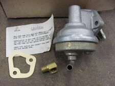 NEW 67 68 Camaro Chevelle Big Block 396 Fuel Pump 40468  M 427 1967 1968