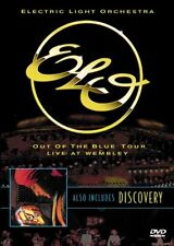 ELECTRIC LIGHT ORCHESTRA - OUT OF THE BLUE LIVE AT WEMBLY + DISCOVERY ALBUM!