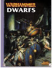 Games Workshop`WARHAMMER DWARVES~Strategy Guide~tk