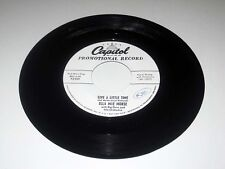 45rpm ELLA MAE MORSE The Point Of No Return CAPITOL F2959 Promo NM/NM-