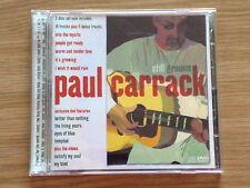 PAUL CARRACK - STILL GROOVIN - CD + DVD COME NUOVO (MINT)