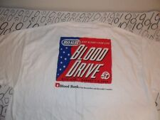 XL- KLOS Blood Drive T- Shirt