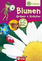 Naturdetektive: Blumen, Gräser und Kräuter. Wissen ... | Buch | Zustand sehr gut