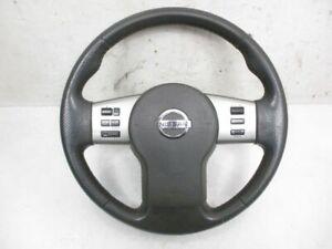Steering Wheel Multi Function Leather Nissan Navara (D40) Double Cab 2.5