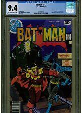 BATMAN #312 CGC 9.4 NEAR MINT 1979 CALENDAR MAN DON NEW COSTUME WALT SIMONSON