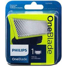 1x Orig. ERSATZKLINGE Klinge QP210/50 für Philips OneBlade / OneBlade Pro Rasur
