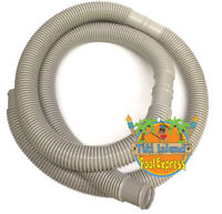 "1-1/4"" x 6 ft Above Ground Swimming Pool Pump Filter Connection Hose"