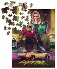 Cyberpunk 2077 Puzzle Kitsch - Dark Horse