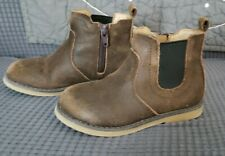 Cat & Jack Toddler Boys Casual Boots Brown Size 8
