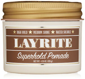 Layrite Hair Pomade 4.25 oz - Choose Your Favorite Product