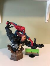 Marvel Spider-man VS Venom Diorama Sideshow Collectibles Exclusive Statue #232
