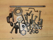 1980 Honda CR125R CR125 CR 125 R 125R Bottom End Motor Engine Hardware