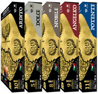 Nespresso Compatible Espresso Pods By Cafe Alloro 50ct. Choose Your Type!!!