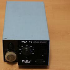 Weller WSA 1 V Entlötstation / Lötstation 110W De Soldering Station 53303699