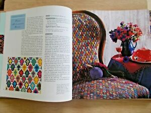 Tapestry & Beadwork~Julia Hickman~Canvaswork Projects for the Home~Samplers~HBWC