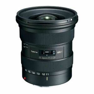 Tokina atx-i 11-16mm F2.8 CF ZOOM Lens For Canon EOS AF EF NEW Ultra Wide in BOX