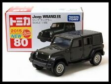 TOMICA #80 JEEP WRANGLER 1/65 TOMY 2015 August NEW MODEL DIECAST CAR 80