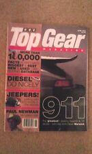 TOP GEAR MAGAZINE JUN-1994 - Honda NSX, Porsche 911, Citroen AX, Cavalier, Corsa