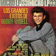 BOBBY RYDELL EP Spain 1963 Sway +5