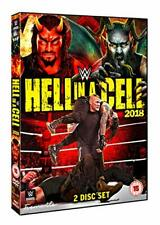 WWE Hell in a Cell 2018 [DVD]
