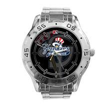 Staten Island Yankees MiLB Stainless Steel Analogue Men's Watch Gift
