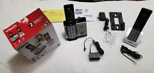 Vtech Cs5119-2 Dect6 2-Handset Cordless Phone System w/Call Id/Waiting