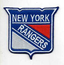 NHL New York Rangers P297 Embroidered iron on patch High Quality Hat Jacket New
