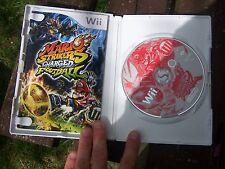 Mario arietes cargado Fútbol-Nintendo Wii Juego