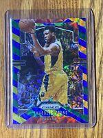 2019-20 Thaddeus Young Panini Prizm Green Blue Yellow Chicago Bulls #217 Rare!🔥